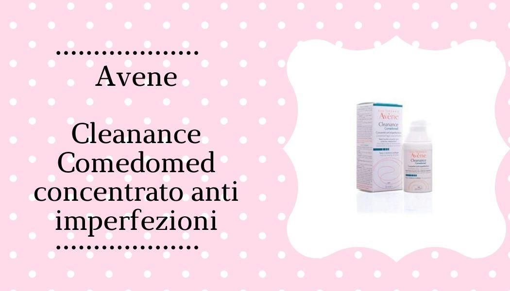 Avene Cleanance Comedomed Concentrato Anti Imperfezioni